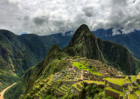 Urubamba Valley「Machu Picchu HDR」:スマホ壁紙(17)