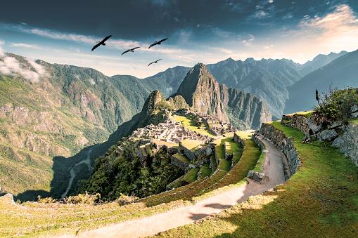 UNESCO「Machu Picchu」:スマホ壁紙(4)