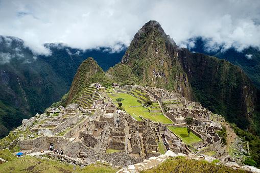 Machu Picchu「Machu Picchu, Cuzco, Peru」:スマホ壁紙(2)