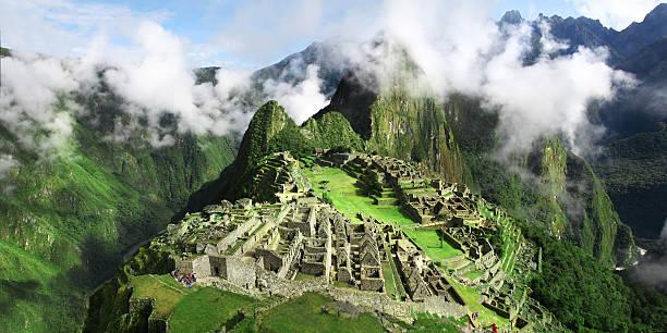 マチュ・ピチュ:インカ帝国(ペルー)のまとめ:2014年12月16日(壁紙.com)