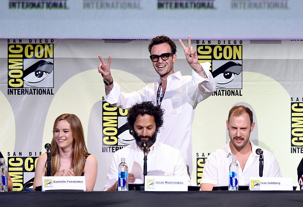 "Joe Gilgun「Comic-Con International 2016 -  AMC's ""Preacher"" Panel」:写真・画像(12)[壁紙.com]"