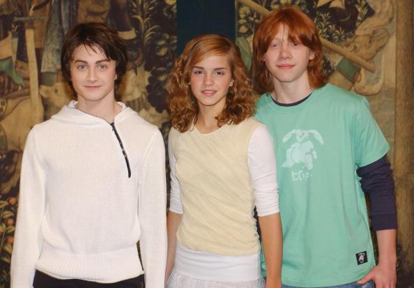 エマ・ワトソン「UK: Harry Potter And The Prisoner Of Azkaban - Photocall」:写真・画像(4)[壁紙.com]