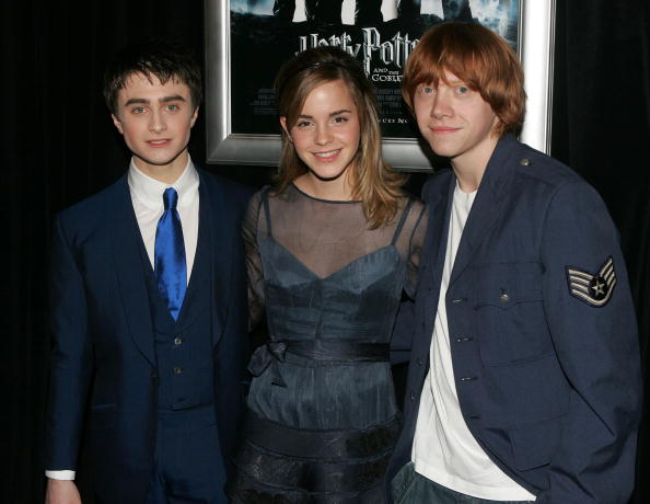エマ・ワトソン「Warner Bros. Pictures Premiere Of 'Harry Potter & The Goblet Of Fire'」:写真・画像(5)[壁紙.com]