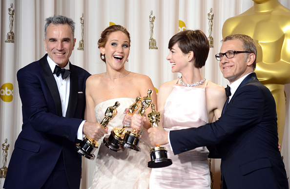 Winning「85th Annual Academy Awards - Press Room」:写真・画像(3)[壁紙.com]