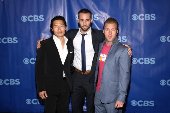 アレックス オローリン「2011 CBS Upfront」:写真・画像(10)[壁紙.com]