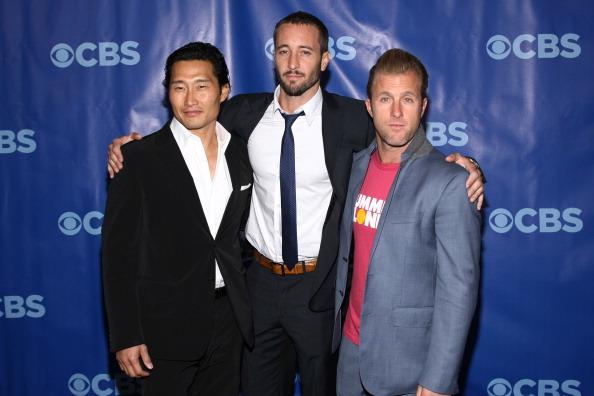 アレックス オローリン「2011 CBS Upfront」:写真・画像(14)[壁紙.com]