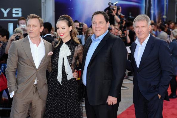 Cowboys & Aliens「Cowboys And Aliens - UK Film Premiere」:写真・画像(17)[壁紙.com]