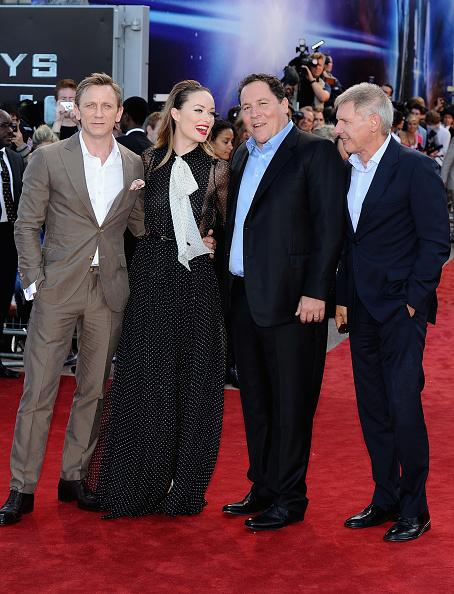 Cowboys & Aliens「Cowboys And Aliens - UK Film Premiere」:写真・画像(18)[壁紙.com]