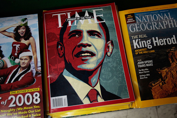 Time Magazine「Time Magazine Names Obama Its Person Of The Year」:写真・画像(0)[壁紙.com]