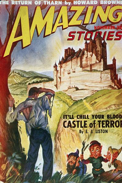 Torn「Amazing Stories Cover November 1948」:写真・画像(8)[壁紙.com]