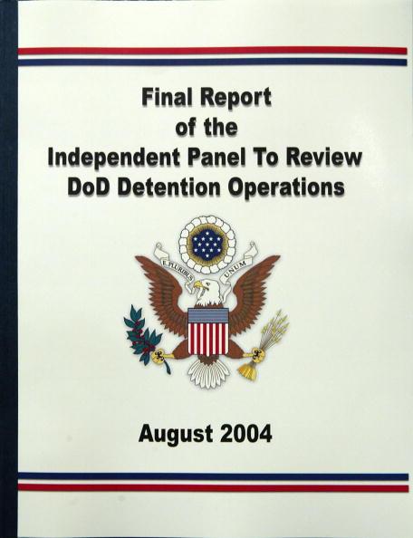Alex Wong「Independent Panel Briefs Rumsfeld On Prisoner Abuse Allegations」:写真・画像(2)[壁紙.com]