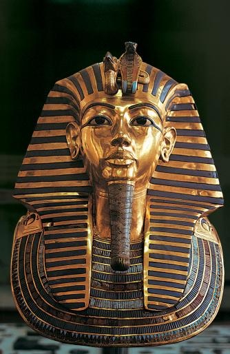 Ancient Civilization「Funeral Mask of Tutankhamun」:スマホ壁紙(1)