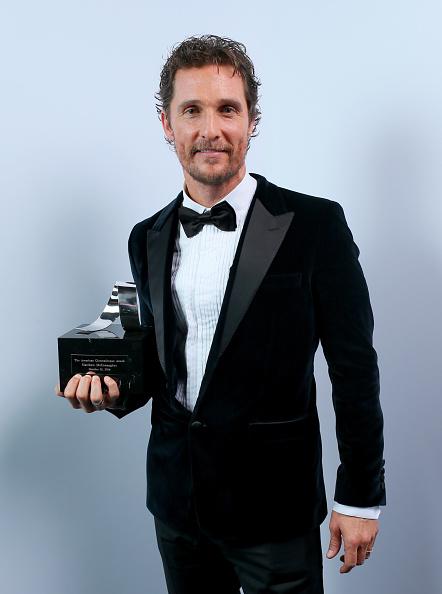 American Cinematheque Award「28th American Cinematheque Award Honoring Matthew McConaughey - Portraits」:写真・画像(13)[壁紙.com]