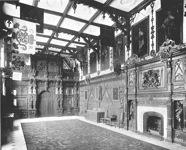 Travel Destinations「The Great Hall At Audley End」:写真・画像(3)[壁紙.com]
