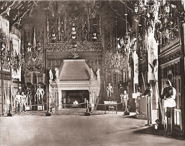 Wood Paneling「The Great Hall」:写真・画像(4)[壁紙.com]