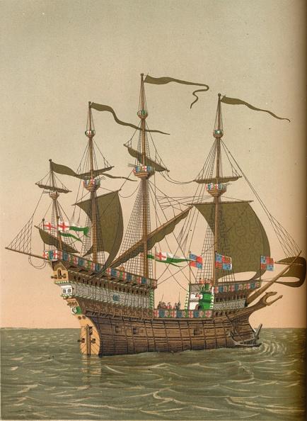 Ship「The Great Harry」:写真・画像(0)[壁紙.com]