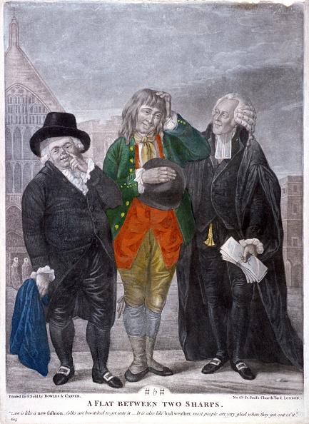 Animals Hunting「Predatory lawyers, 1770. Artist: Anon」:写真・画像(6)[壁紙.com]