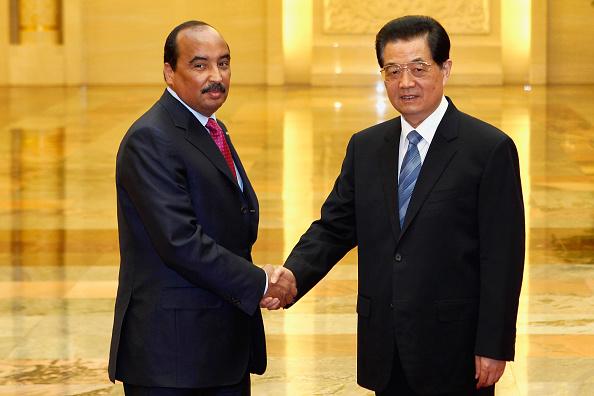 Visit「Mauritanian President Mohamed Ould Abdel Aziz Visits China」:写真・画像(0)[壁紙.com]