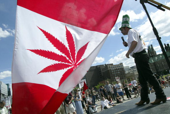 Canada「Marijuana March For Freedom Is Held on Parliament Hill」:写真・画像(3)[壁紙.com]