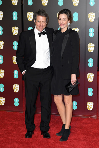 黒「EE British Academy Film Awards - Red Carpet Arrivals」:写真・画像(17)[壁紙.com]
