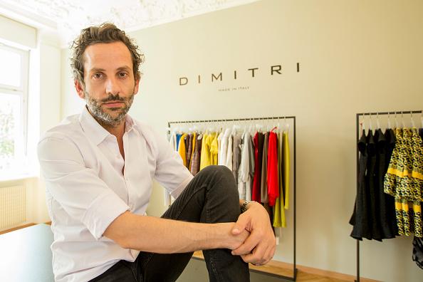 Three Quarter Length「Dimitri Photo Session」:写真・画像(1)[壁紙.com]