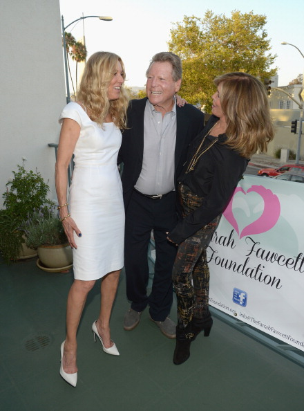 Jaclyn Smith「Farrah Fawcett 5th Anniversary Reception」:写真・画像(11)[壁紙.com]