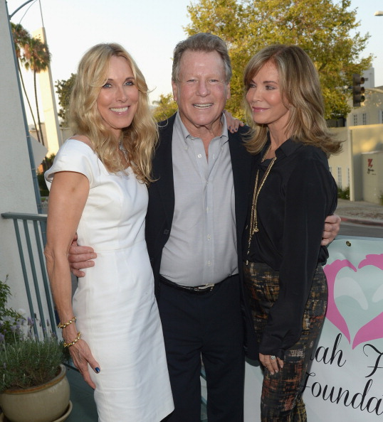 Jaclyn Smith「Farrah Fawcett 5th Anniversary Reception」:写真・画像(12)[壁紙.com]