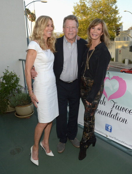 Jaclyn Smith「Farrah Fawcett 5th Anniversary Reception」:写真・画像(8)[壁紙.com]