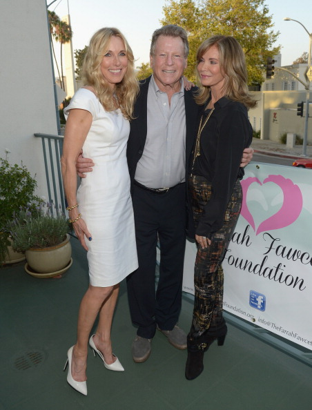 Jaclyn Smith「Farrah Fawcett 5th Anniversary Reception」:写真・画像(13)[壁紙.com]