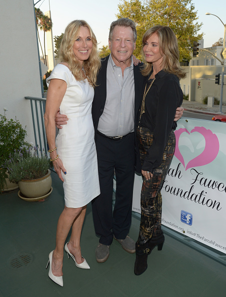 Jaclyn Smith「Farrah Fawcett 5th Anniversary Reception」:写真・画像(18)[壁紙.com]