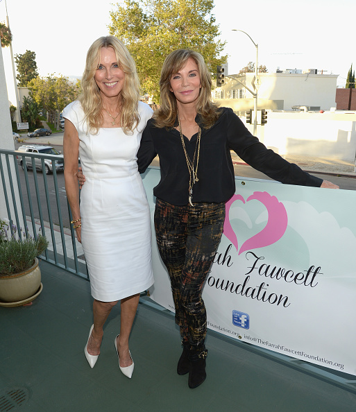 Jaclyn Smith「Farrah Fawcett 5th Anniversary Reception」:写真・画像(14)[壁紙.com]