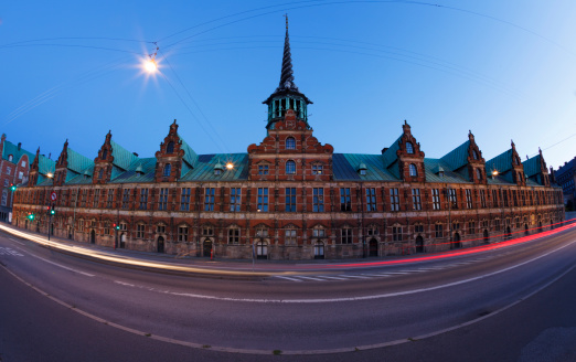 Danish Culture「Former stock exchange in Copenhagen」:スマホ壁紙(7)