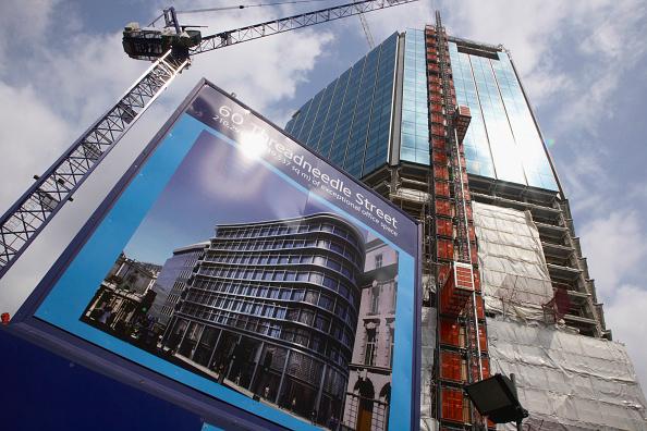 Empty「Former Stock Exchange, New Development, UK」:写真・画像(10)[壁紙.com]