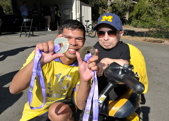 Big Sur「Best Buddies Challenge Hearst Castle Friendship Races」:写真・画像(12)[壁紙.com]