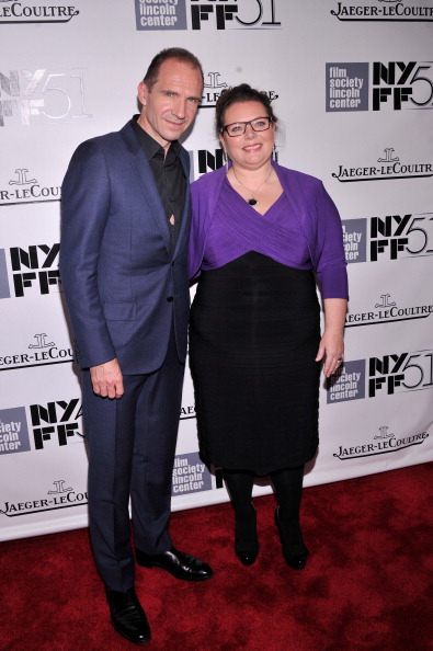Leather Shoe「Gala Tribute To Ralph Fiennes - Arrivals - The 51st New York Film Festival」:写真・画像(7)[壁紙.com]