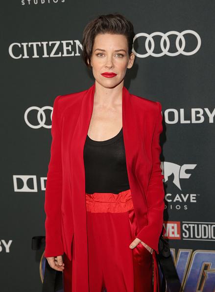 """Evangeline Lilly「Los Angeles World Premiere Of Marvel Studios' """"Avengers: Endgame""""」:写真・画像(18)[壁紙.com]"""
