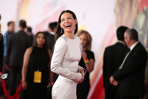"""Evangeline Lilly「Premiere Of Disney And Marvel's """"Ant-Man And The Wasp"""" - Arrivals」:写真・画像(1)[壁紙.com]"""