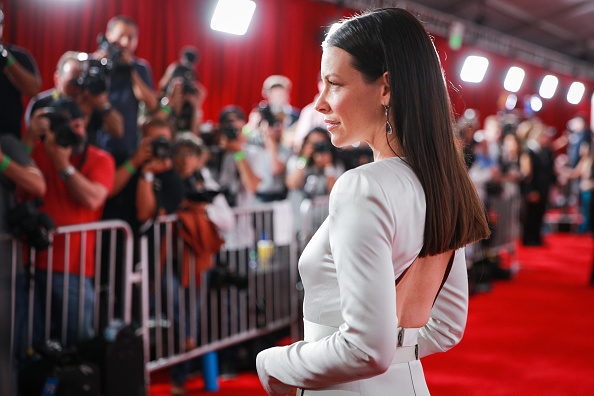 """Evangeline Lilly「Premiere Of Disney And Marvel's """"Ant-Man And The Wasp"""" - Red Carpet」:写真・画像(9)[壁紙.com]"""