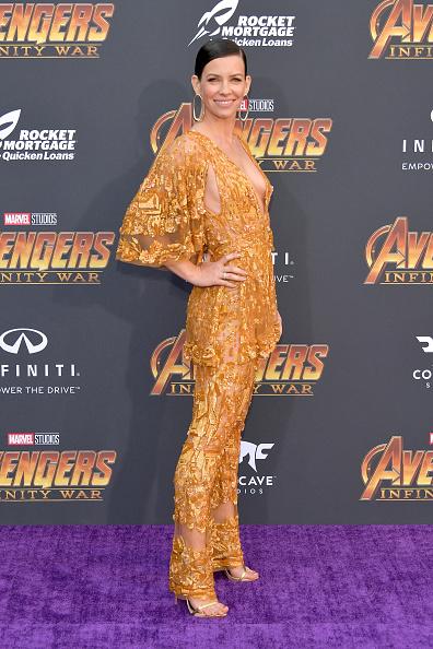 "Evangeline Lilly「Premiere Of Disney And Marvel's ""Avengers: Infinity War"" - Arrivals」:写真・画像(16)[壁紙.com]"