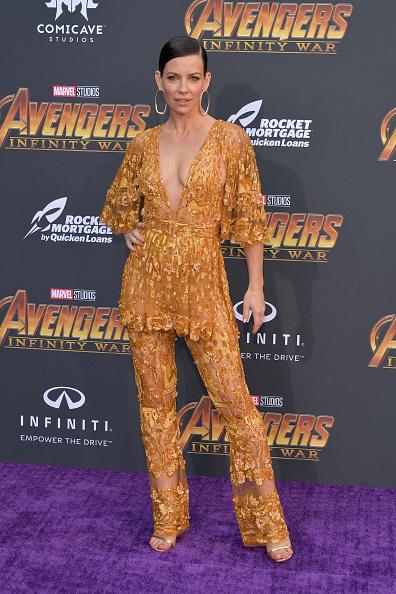 "Evangeline Lilly「Premiere Of Disney And Marvel's ""Avengers: Infinity War"" - Arrivals」:写真・画像(8)[壁紙.com]"