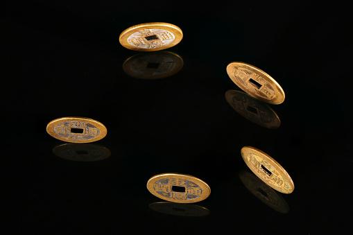 Economic fortune「Copper, antique COINS, finance, financial management」:スマホ壁紙(3)