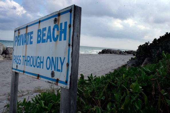 Florida - US State「U.S. Supreme Court Mulls Over Florida Beach Property Rights」:写真・画像(1)[壁紙.com]