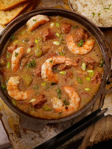 Andouille「Shrimp and Sausage Gumbo」:スマホ壁紙(17)