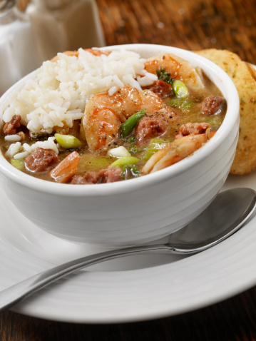 Andouille「Shrimp and Sausage Gumbo」:スマホ壁紙(13)