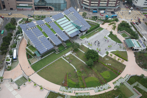 Power Supply「Zero Carbon Building in Hong Kong」:スマホ壁紙(14)