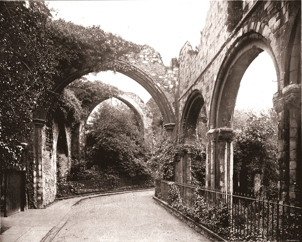 Architectural Feature「The Ruins At Canterbury」:写真・画像(17)[壁紙.com]