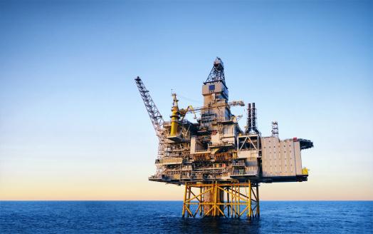 Offshore Platform「oil platform」:スマホ壁紙(8)