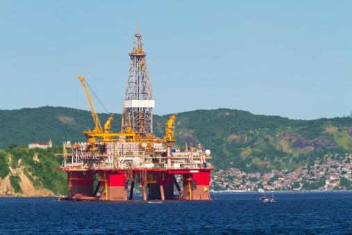 Construction Platform「Oil platform」:スマホ壁紙(15)