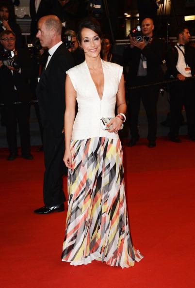 Sleeved Dress「'Borgman' Premiere - The 66th Annual Cannes Film Festival」:写真・画像(1)[壁紙.com]