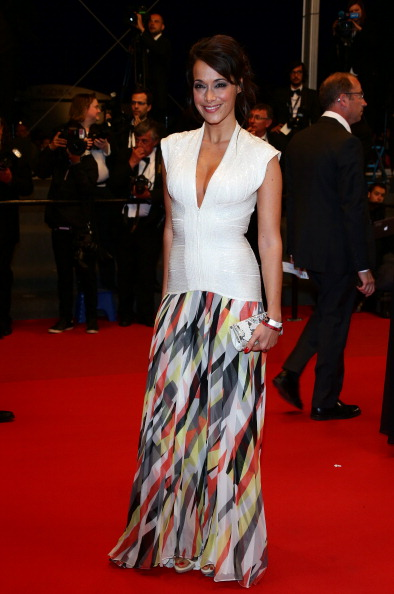 Sleeved Dress「'Borgman' Premiere - The 66th Annual Cannes Film Festival」:写真・画像(2)[壁紙.com]